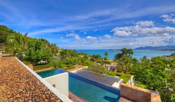 piscinas-Villa-lujo-Tailandia