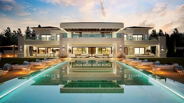 Las mejores 20 casas del ranking 2014 de arquitectura for Casa moderna con jacuzzi