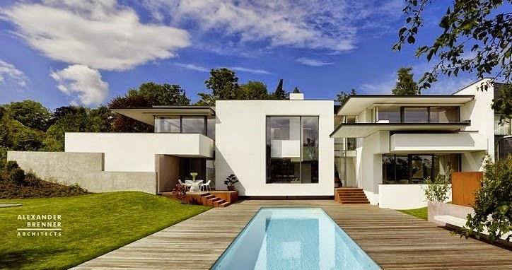 Las mejores 20 casas del ranking 2014 de arquitectura for Casa minimalista contemporanea