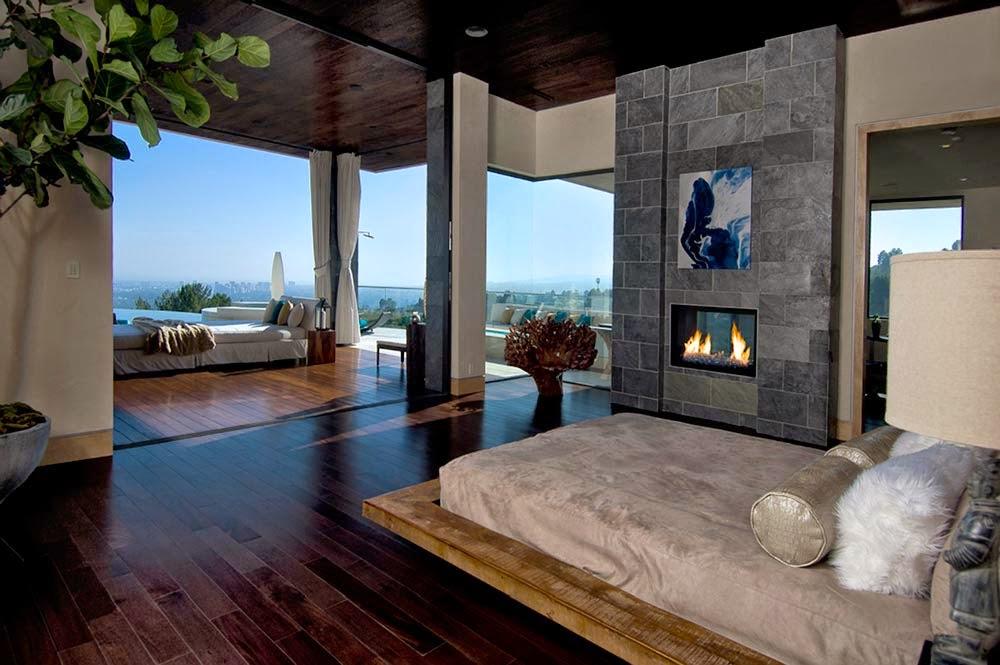 Casa De Lujo En Hollywood Hills Los Angeles