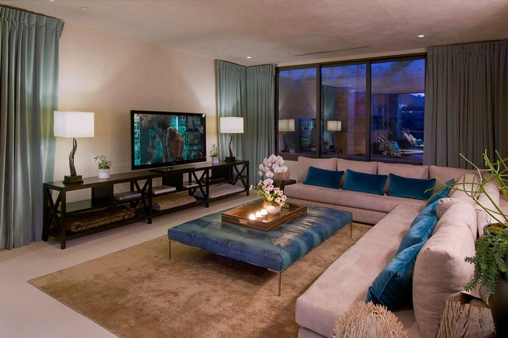 Casa de lujo en hollywood hills los angeles - Casa ultramoderna ...