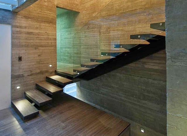 Diseo escaleras interiores modernas simple download - Escaleras de interior modernas ...