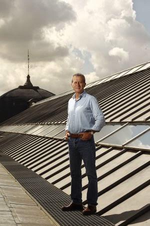 """Arquitecto Juan Pablo Rodríguez Frade """"Especialista en museos"""""""
