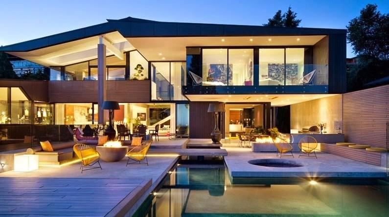Casa groveland mcleod bovell vancouver canad arquitexs - Casas en canada ...
