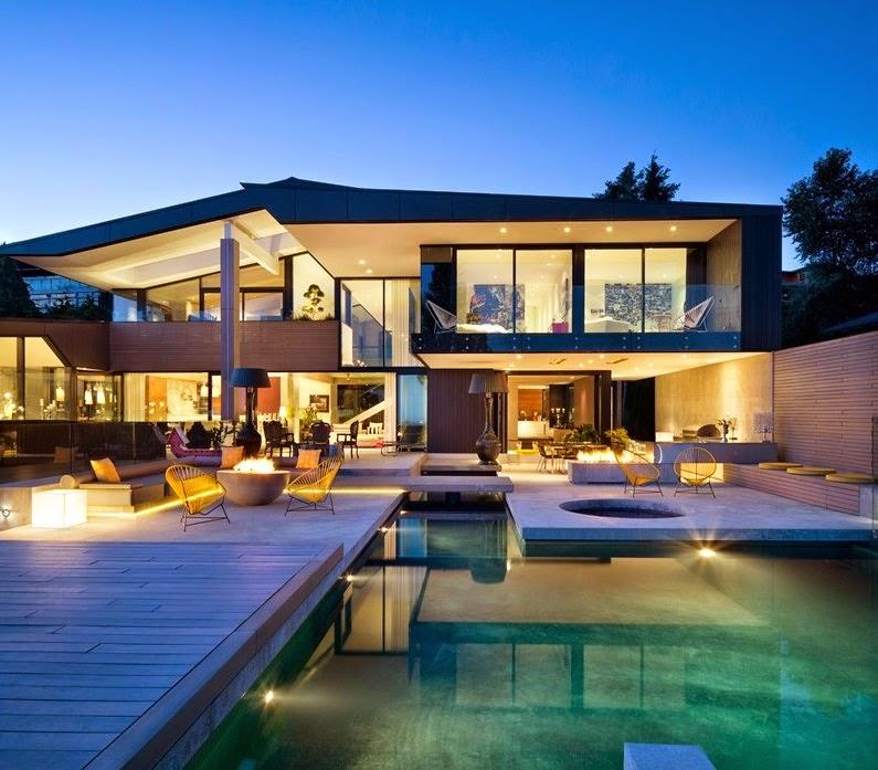 Casa groveland mcleod bovell vancouver canad arquitexs for Casa moderna corea
