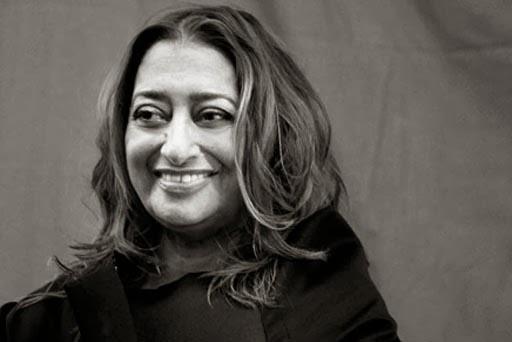 Entrevista Arquitecta Zaha Hadid biografía obras y proyectos