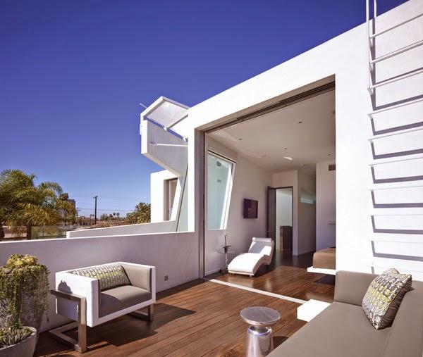 terraza-Birch Residence Los Angeles, CA