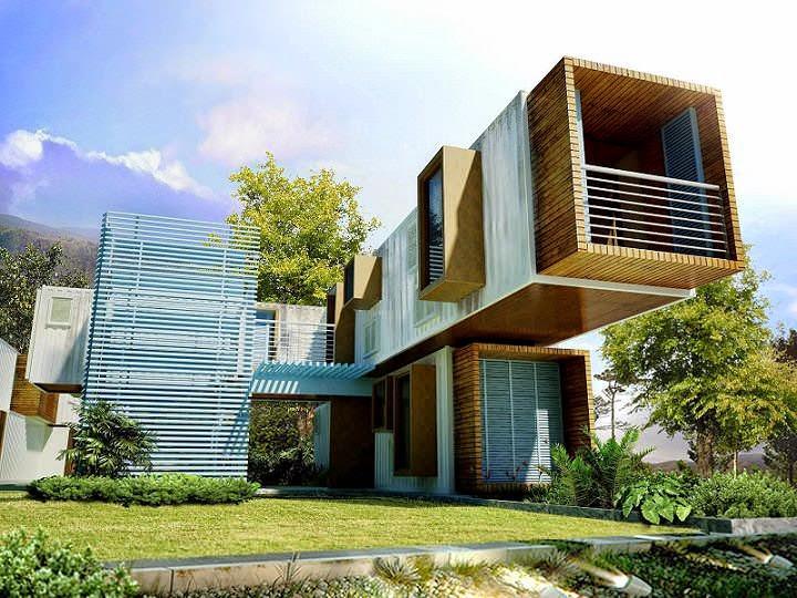 Tips de dise o para casas container arquitexs for Casas alargadas