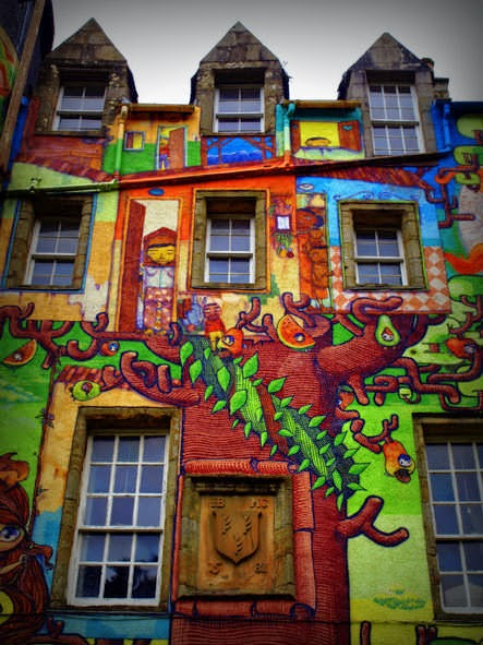 diseño-Graffitis-del-Castillo-Kelburn-Escocia