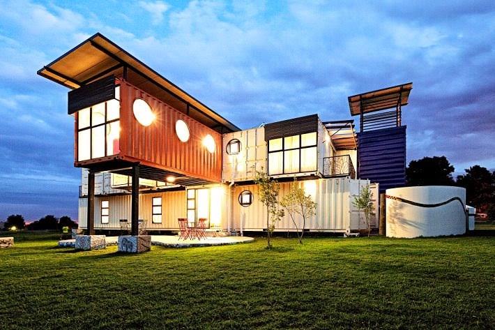 Tips de dise o para casas container arquitexs for Espacios minimos arquitectura