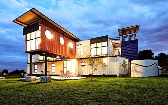 Tips de dise o para casas container arquitexs for Casas de container modernas
