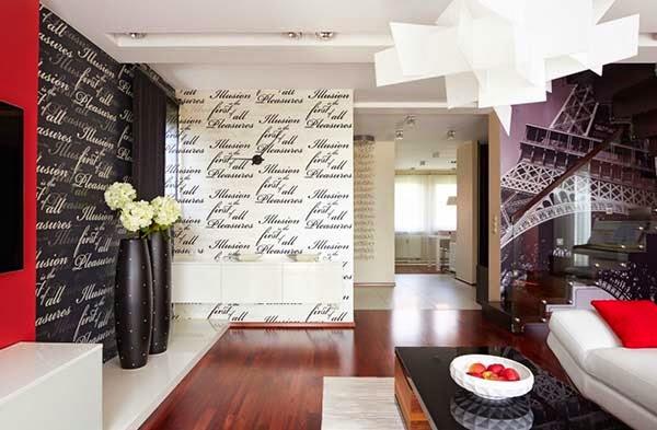 salon-M09 Residence by Widawscy Estudio Architektury