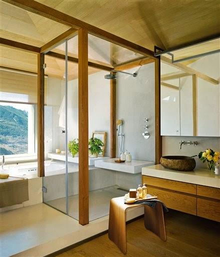 madera-y-piedra-en-baños