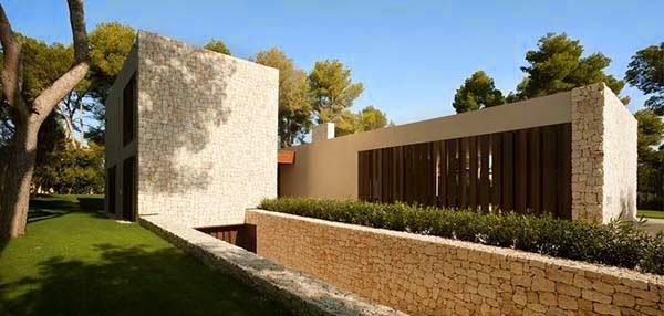Casa El Bosque de arquitecto Ramón Esteve