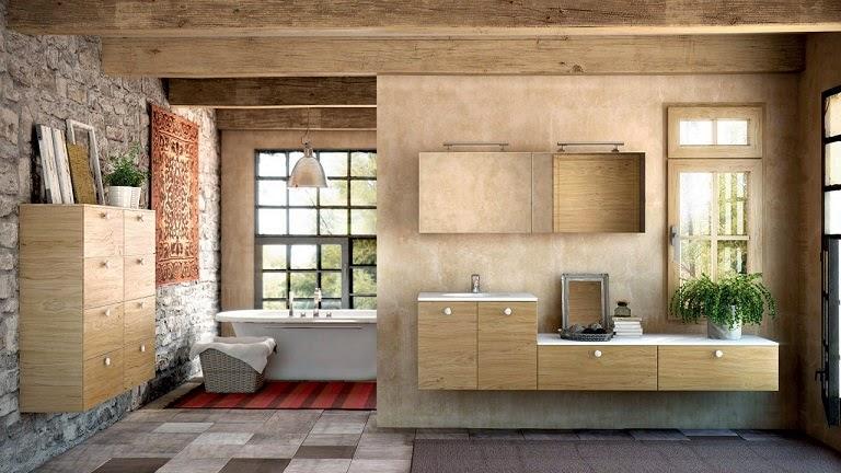 muebles-de-madera-en-baños