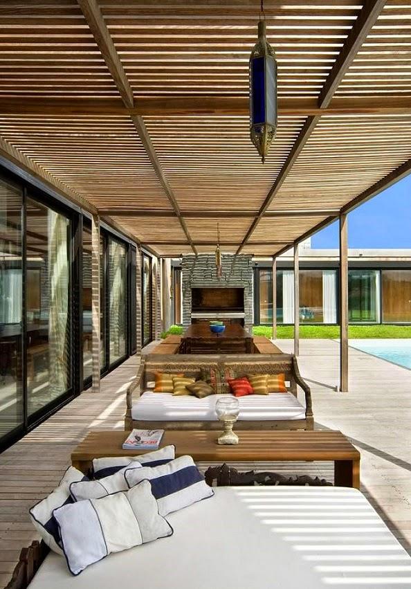 Casa la boyita estudio martin g mez arquitectos punta for Muebles para exterior uruguay