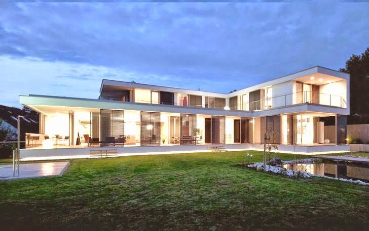 Casa sk reformada al estilo contempor neo austria arquitexs for Casas decoradas estilo contemporaneo