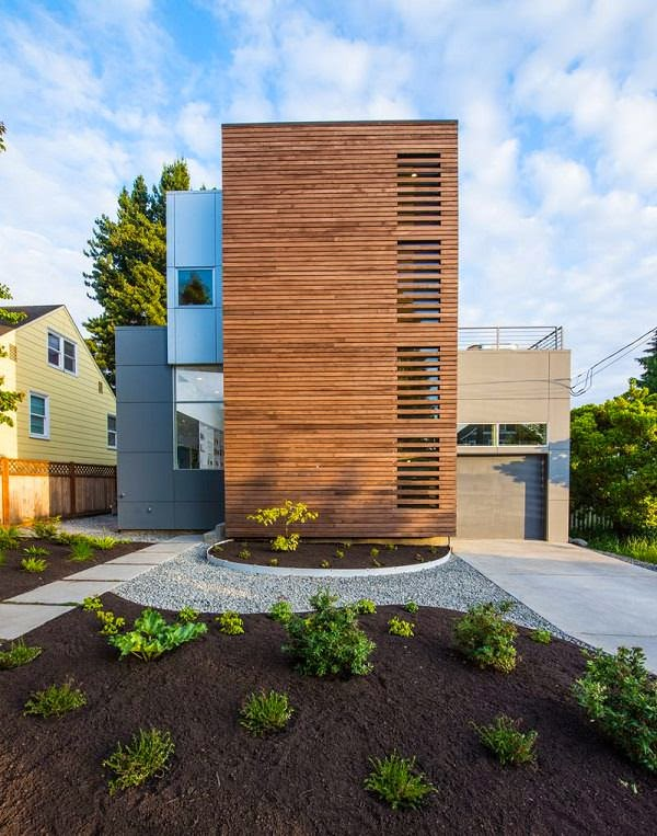 Casa Lark House / Stephenson Design Collective, Washington