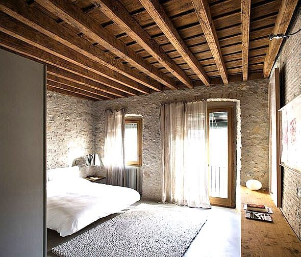 habitacion-decoracion-madera-rustica