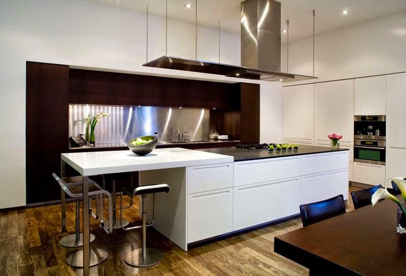 cocina-moderna-isla-comedor | ArQuitexs