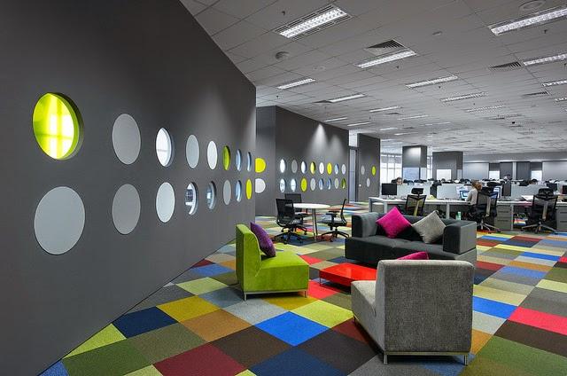 Consejos y dise os creativos para oficinas arquitexs for Ideas de oficinas modernas