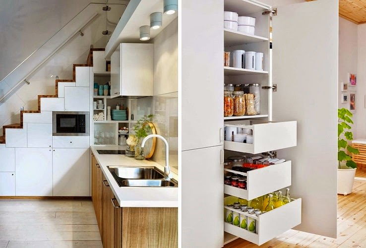 Ideas para muebles auxiliares de cocina - Ideas para disenar una cocina ...
