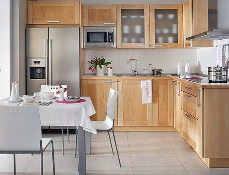 Soluciones practicas de diseño para cocinas- Cocinas modernas