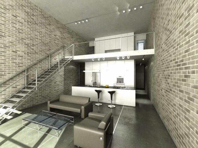 interior-cocinas modernas y funcionales