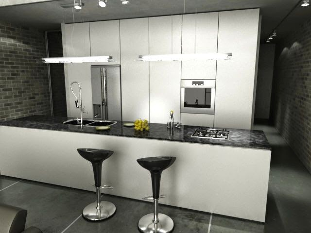 Consejos para dise ar cocinas modernas y funcionales for Cocinas modernas para departamentos