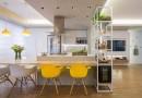 Apartamento moderno en 70 m2