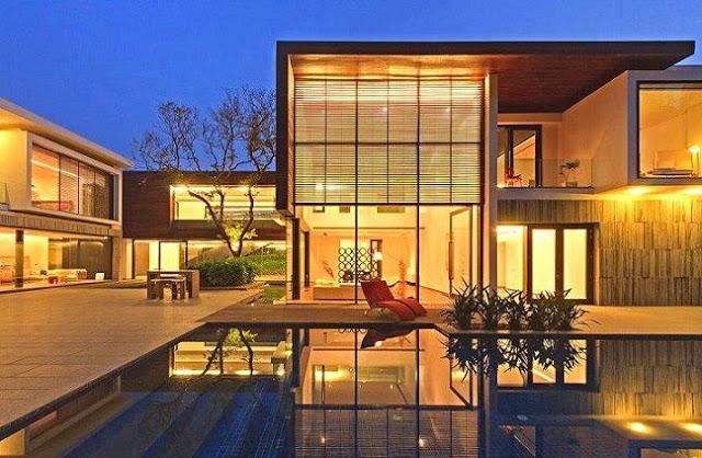 casa-de-lujo-Nueva-Delhi-India