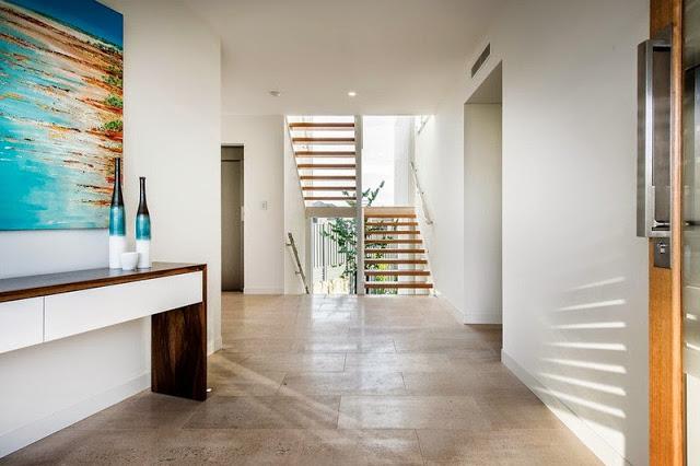 casa de playa minimalista para relajar la mente arquitexs