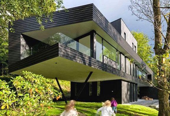casa-moderna-fachada-madera-negra
