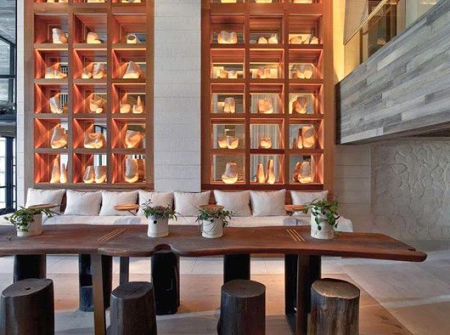 interior-Hotel South Beach en Miami, Florida
