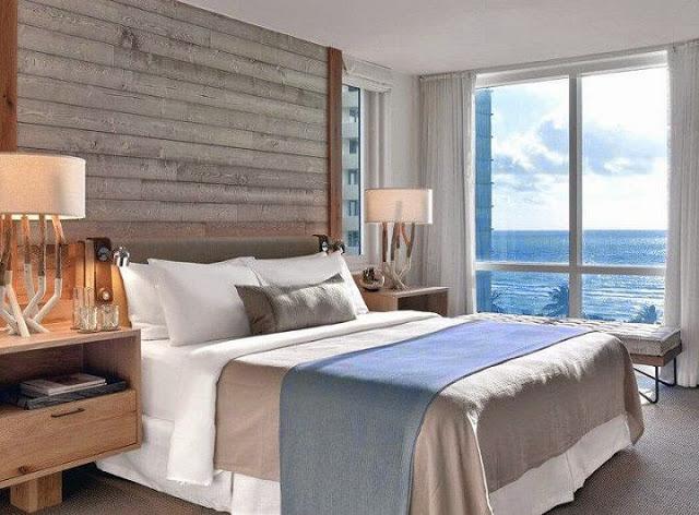 habitacion-Hotel South Beach en Miami, Florida