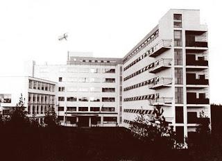 Sanatorio de Paimio arquitecto Alvar Aalto