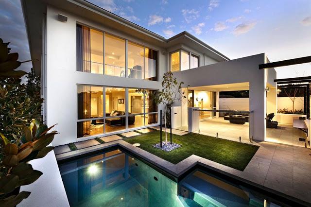 Casa de lujo multifuncional