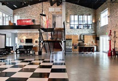 Tips para decorar tu Loft estilo industrial