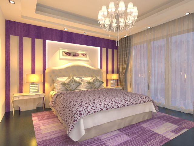 Dormitorios estilo Vintage diseño artístico y alta calidad