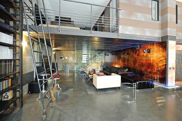Tips para decorar tu loft estilo industrial arquitexs for Casa moderna tipo loft