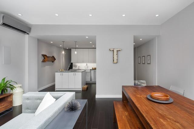 Reforma interior apartamento duplex en nueva york arquitexs - Reformas de apartamentos ...