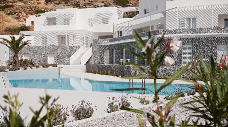 Arquitectura Contemporánea Hotel Relux 4 estrellas