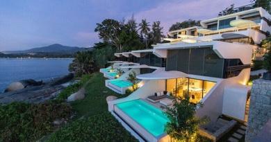 Kata Rocks resort de lujo en Phuket Tailandia