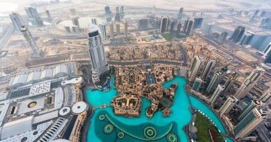 vistas Rascacielos mas altos del mundo