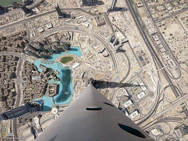 vista Rascacielos mas altos del mundo