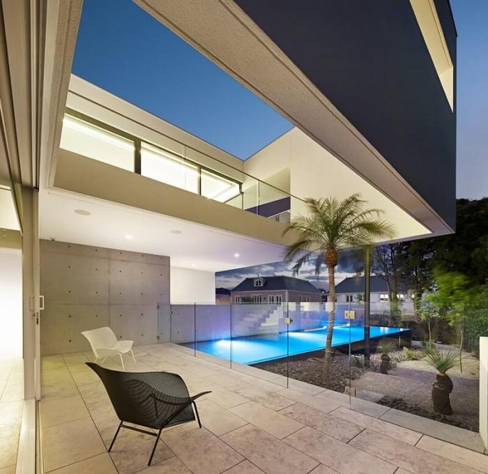 Casa Boandyne arquitectura moderna y llena de luz