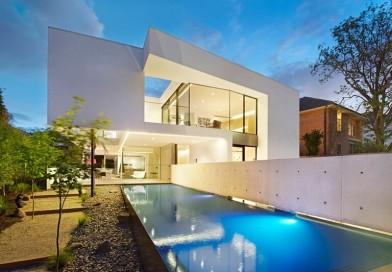 Casa Boandyne moderna y llena de luz