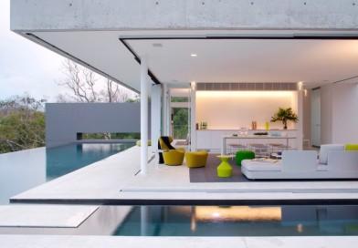 Casa minimalista Azuris / Hamilton Island