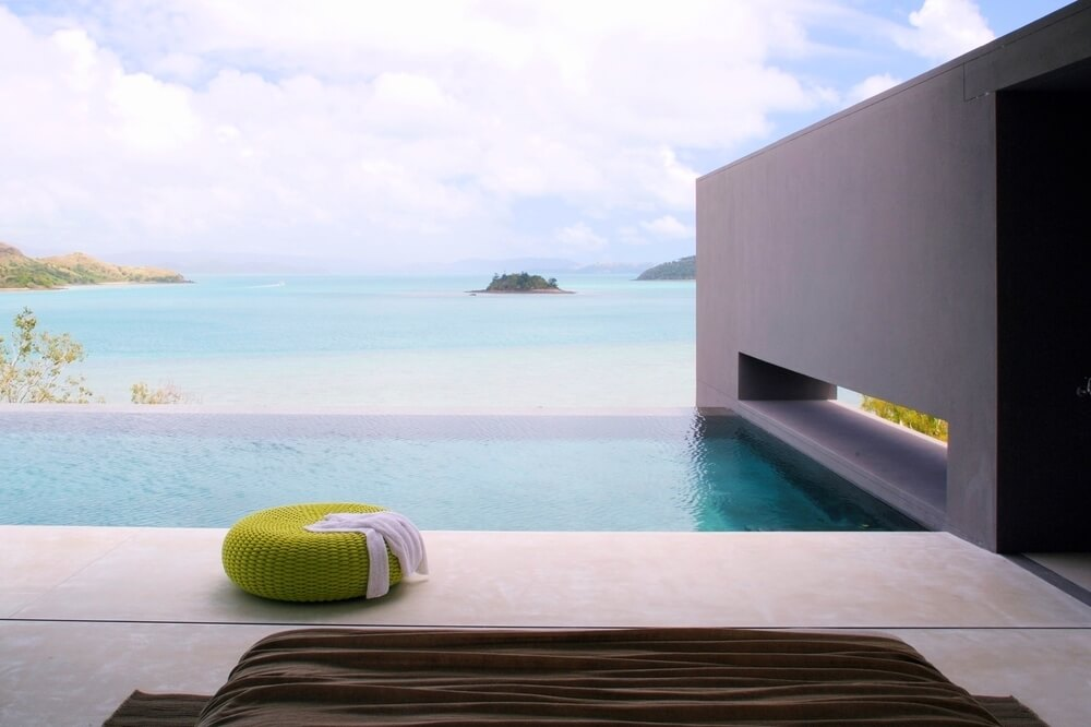 Casa moderna minimalista arquitexs for Casa moderna minimalista
