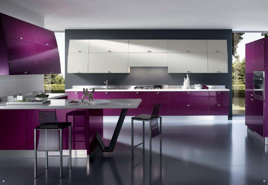 10 dise os de cocinas modernas arquitexs for Disenos de cocinas integrales de madera modernas